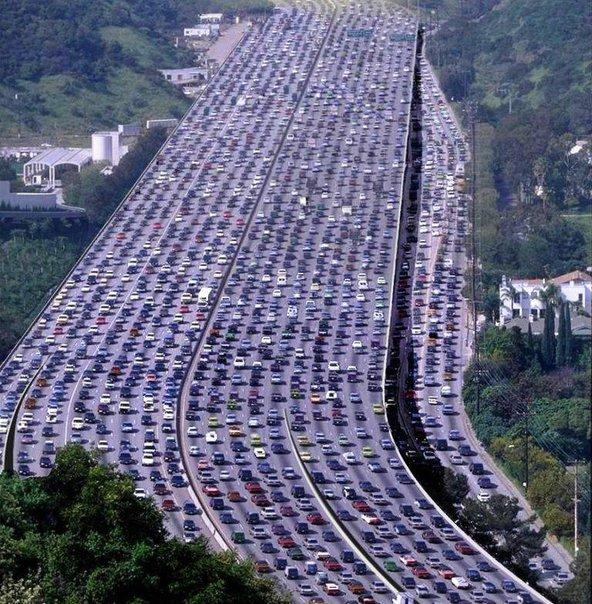 فرهنگ ترافیک